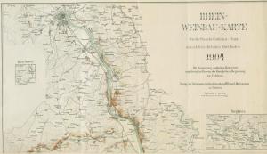 Weinbaukarte 1904-1